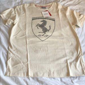 Official Licensed Ferrari T-Shirt